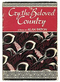 an analysis of the portrayal of the natives by alan paton The native commissioner  george jameson was responsible for the welfare of the natives  ireland says 'worthy to sit on a shelf alongside alan paton.