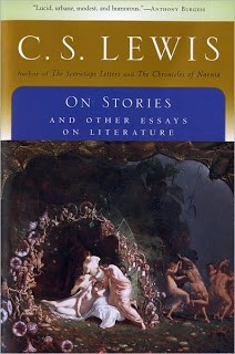 cs lewis on stories essay Because cs lewis was a literary critic as well as a fantasy writer, he thought critically and academically about writing, so it is only natural to turn to his own thoughts about creating these fictive worlds on other worlds: essays and stories contains lewis' short fantasy stories and a number of essays that.