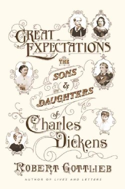 Great-Expectations-The-Sons-and-Daughters-of-Charles-Dickens-Hardcover-P9780374298807