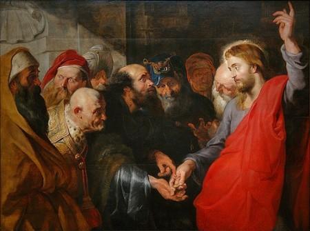 Render Unto Caesar (Rubens)